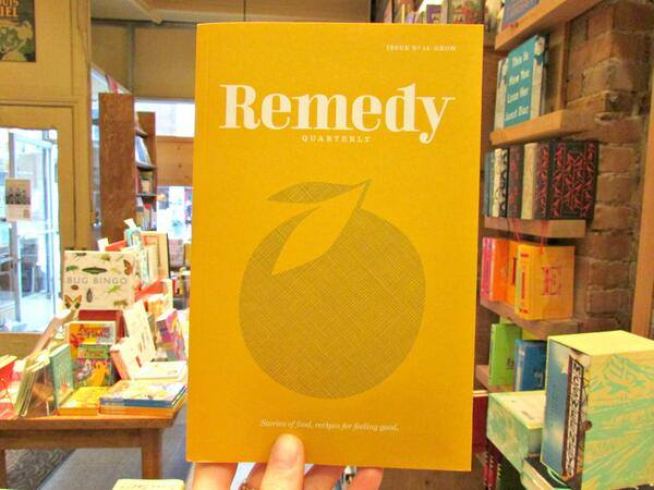 Remedy Quarterly magazine