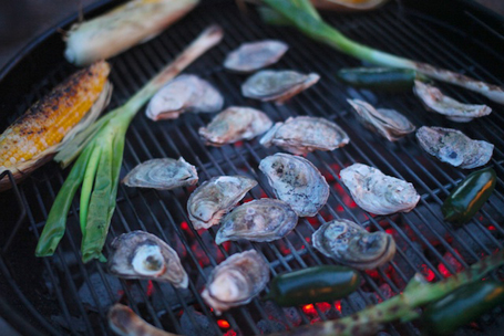Grilled Oysters 5