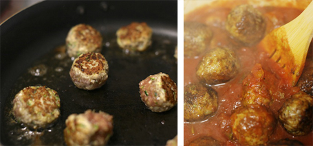 Paleo-Meatballs recipe